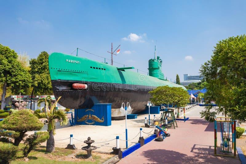 Monument de sous-marin de Pasopati photographie stock