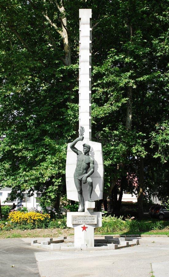 Monument de victoire images stock