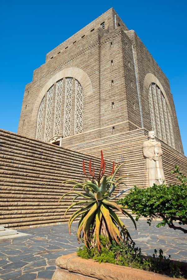 Monument de Voortrekker, Pretoria, Afrique du Sud photographie stock