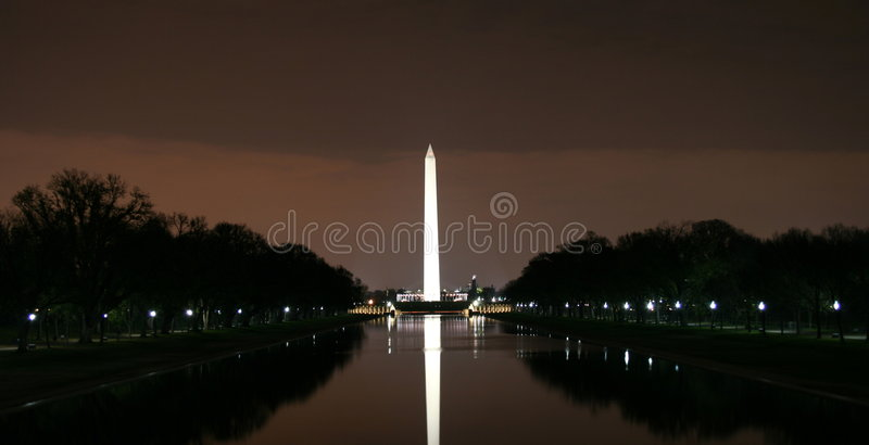 Monument de Washington photo libre de droits