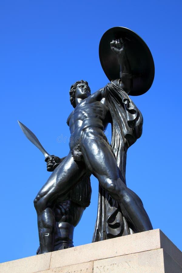 Monument de Wellington photo libre de droits