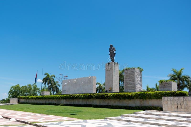 Monument Ernesto Che Guevara, Santa Clara, Cuba images libres de droits