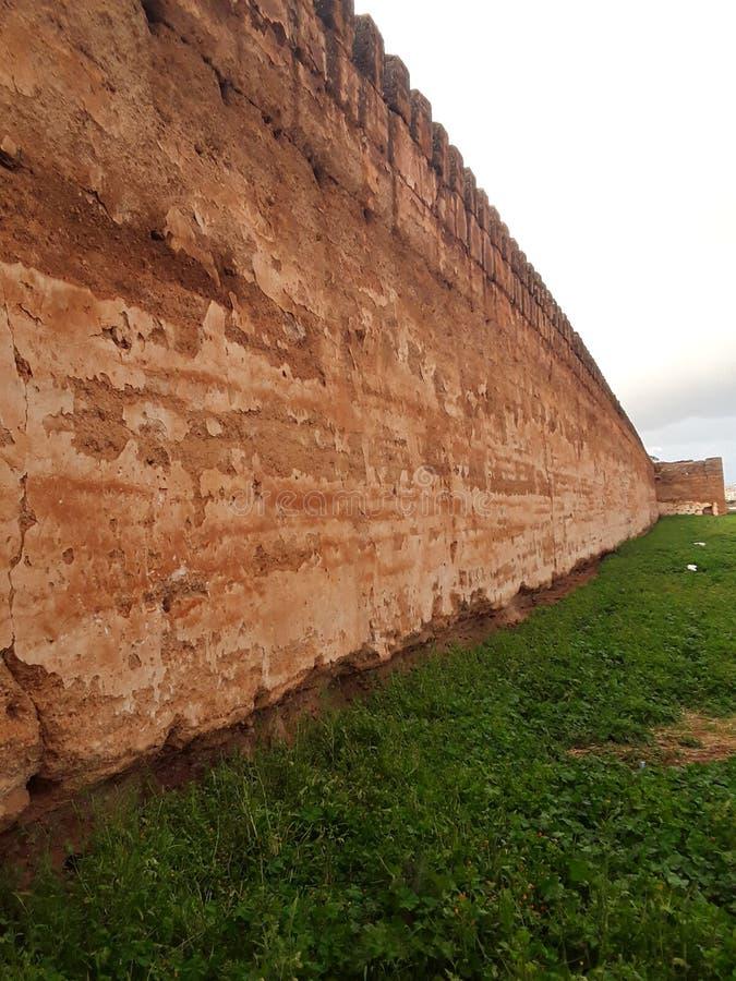 monument historique de ville de meknes photographie stock