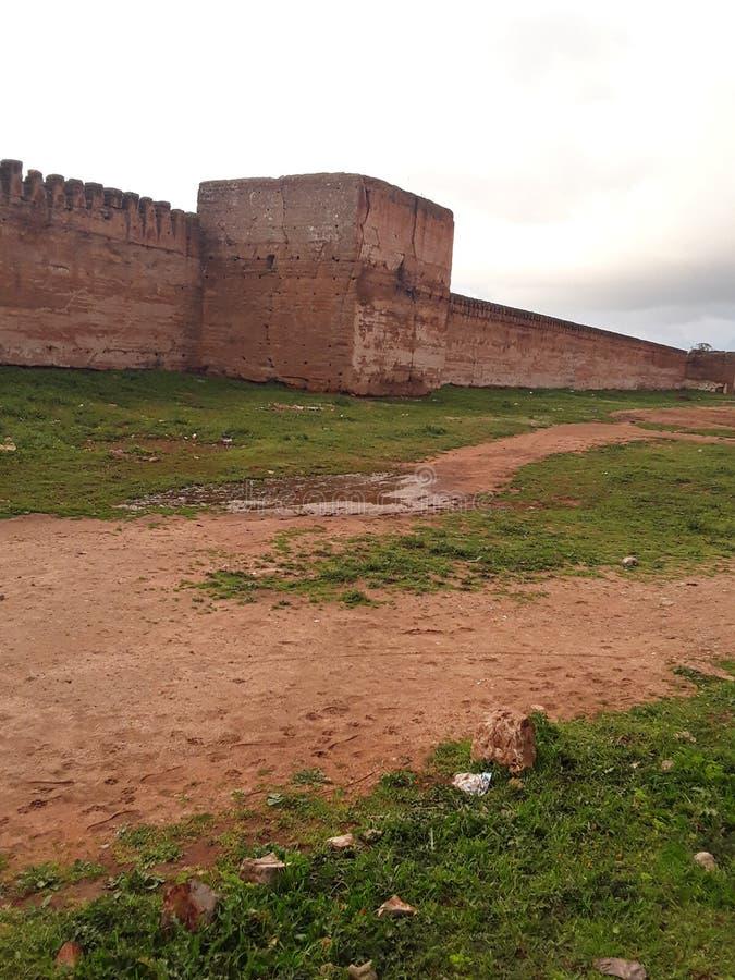 monument historique du Maroc photographie stock libre de droits