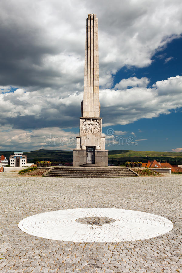 Download Monument Of Horea, Closca And Crisan Stock Image - Image: 26019563