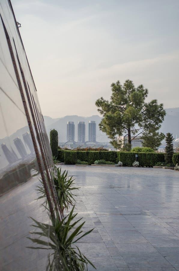 Monument Islamabad du Pakistan images stock