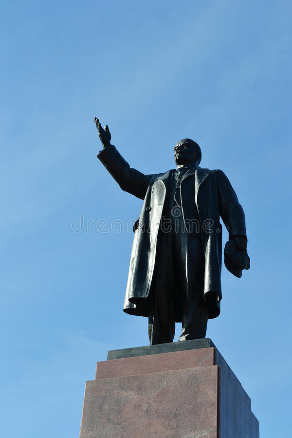 Download Monument for Lenin stock image. Image of socialism, dictator - 22583449