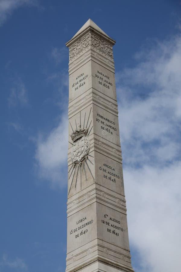 Monument - Lisbonne image stock
