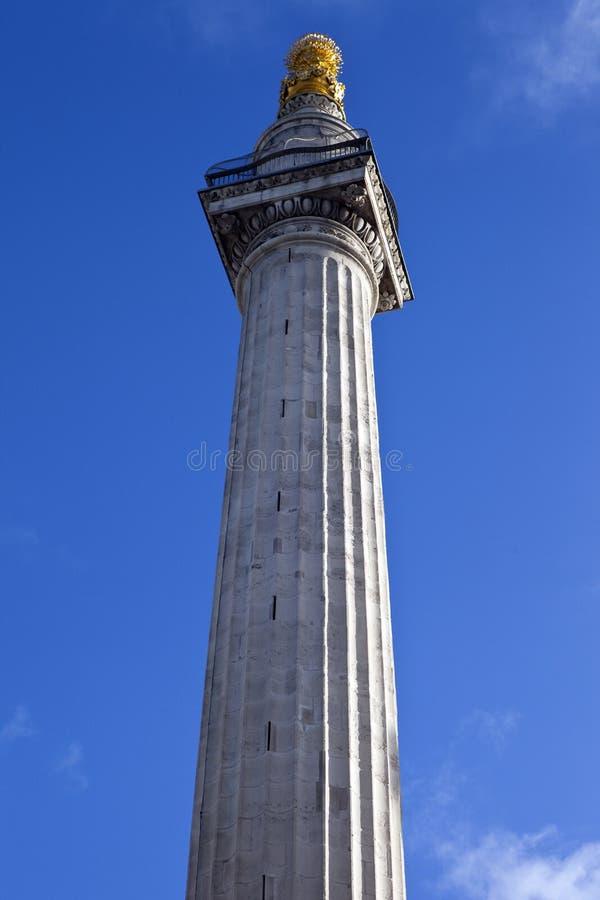 Monument in Londen stock fotografie