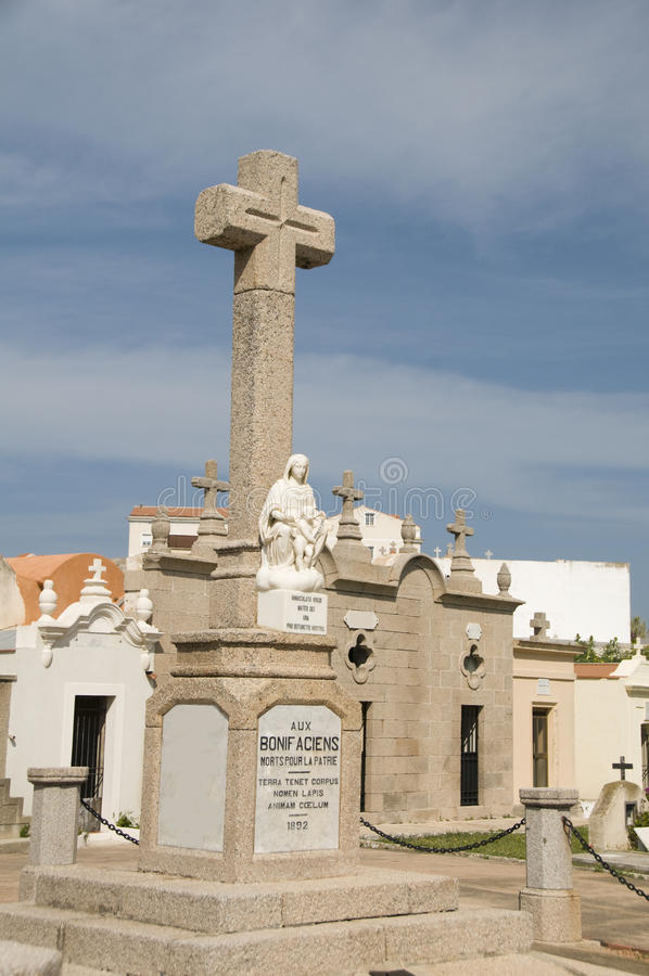 Download Monument Mausoleums Cemetery Graveyard Corisca Stock Image - Image: 15592513