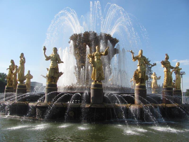 monument moscow fotografering för bildbyråer