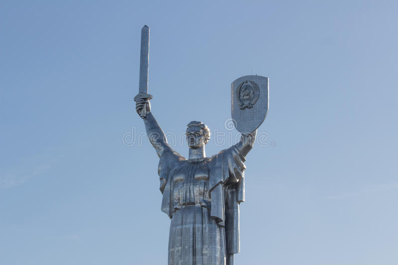 Download Monument Motherland Stock Photo - Image: 83708752