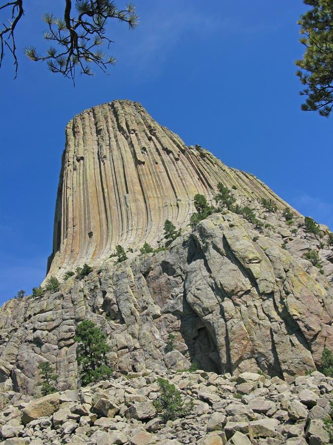 Monument national #2 de tour de diables photos stock