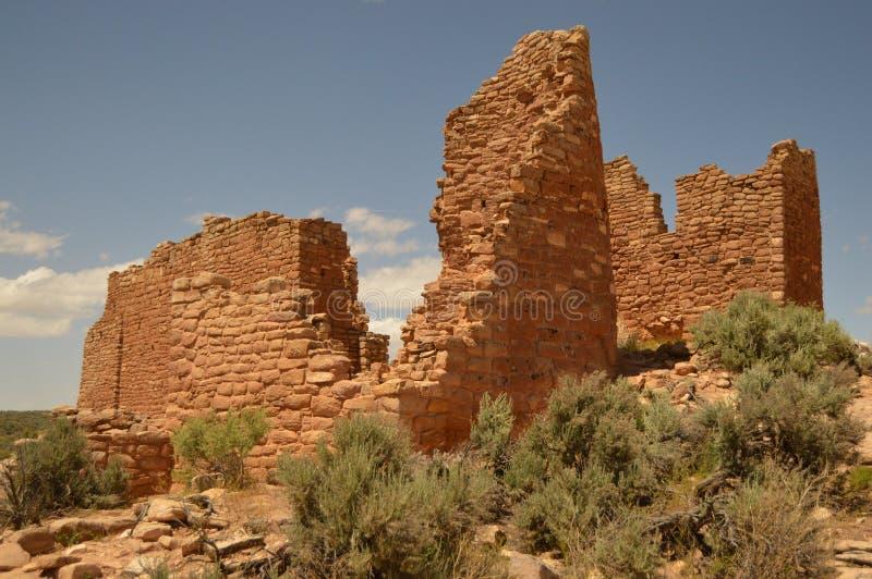 Monument national de Hovenweep image libre de droits