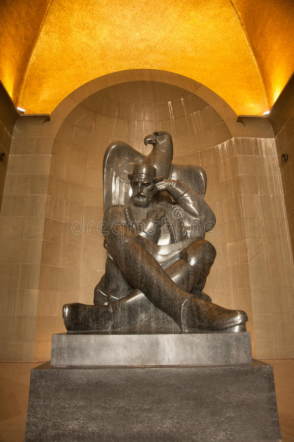 Download Monument Of Peter Petrovich-Njegos II Stock Photography - Image: 25741822