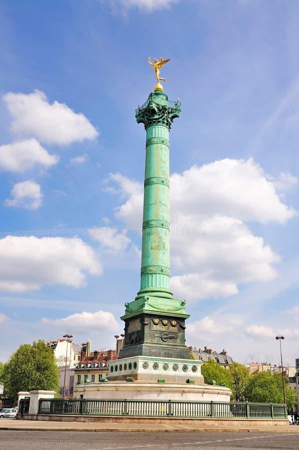 Download Monument On Place De La Bastille Stock Photo - Image: 20768904