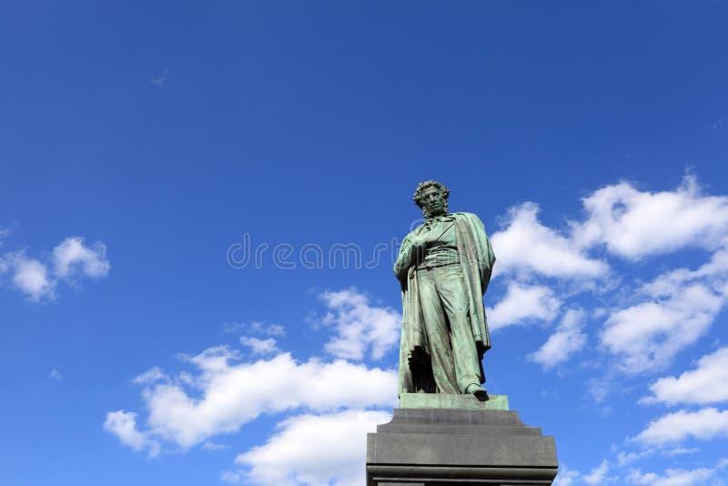 Monument of Pushkin