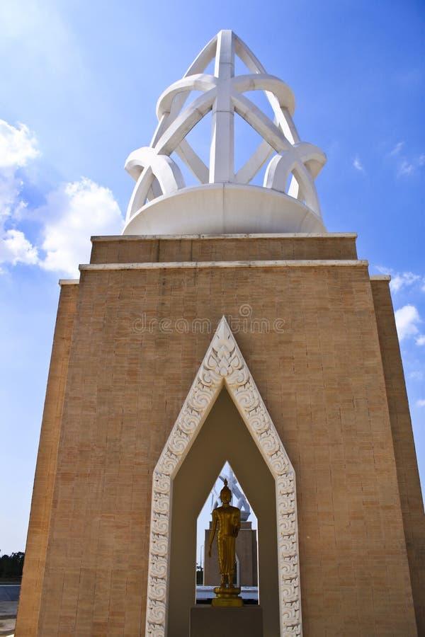 Monument Ramkhamhang univesity in Thailand