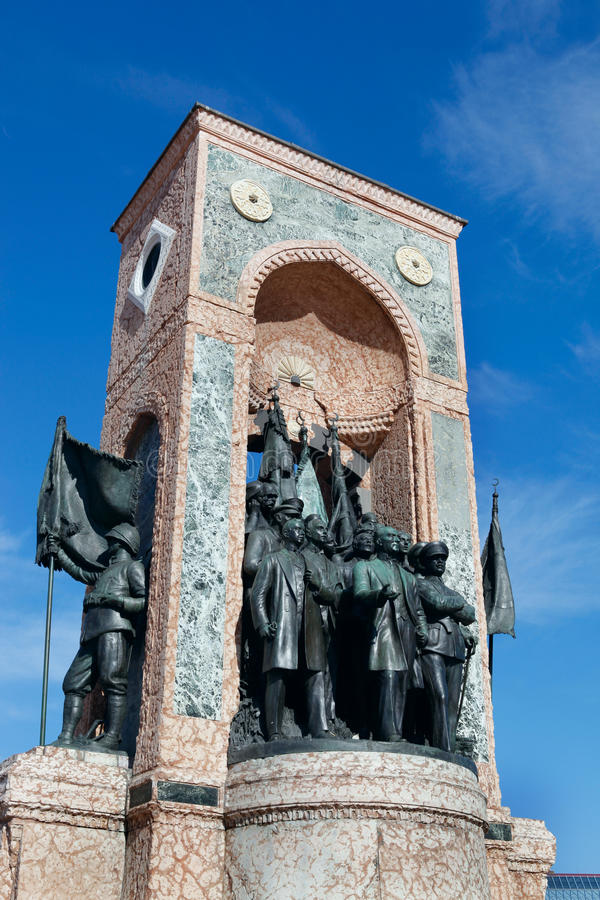 Download The Monument Of The Republic Stock Image - Image: 23346953