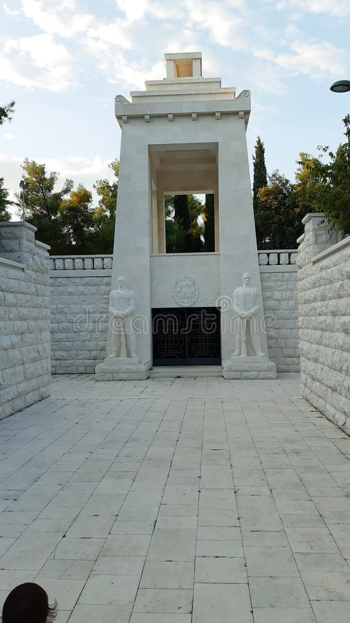 monument arkivfoto