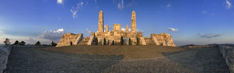 monument slovakia royaltyfri fotografi