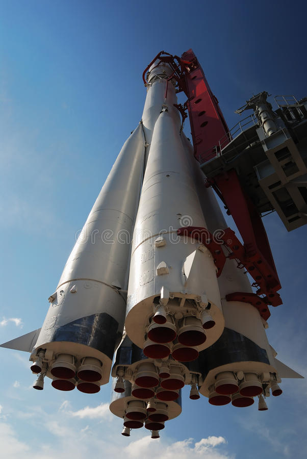 Download Monument Of Space Rocket Stock Photography - Image: 20775682