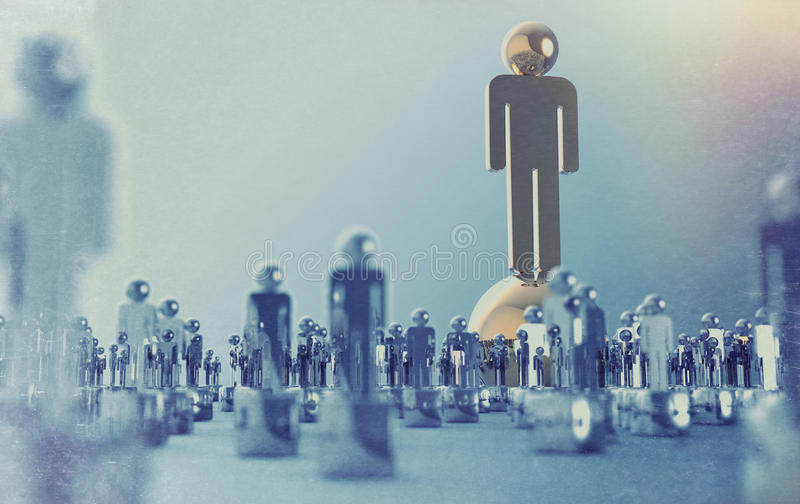 Download The Monument Of Success As Concept Stock Illustration - Image: 32697924
