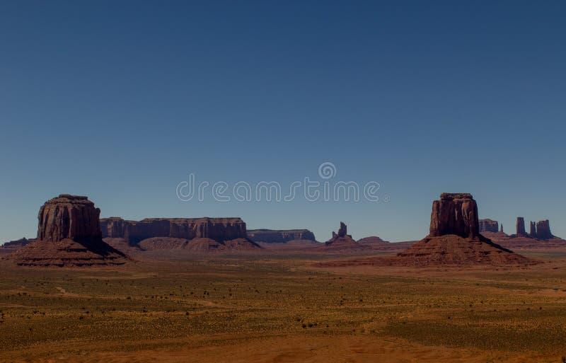 Monument-Tal-Ansicht #4 lizenzfreie stockfotografie