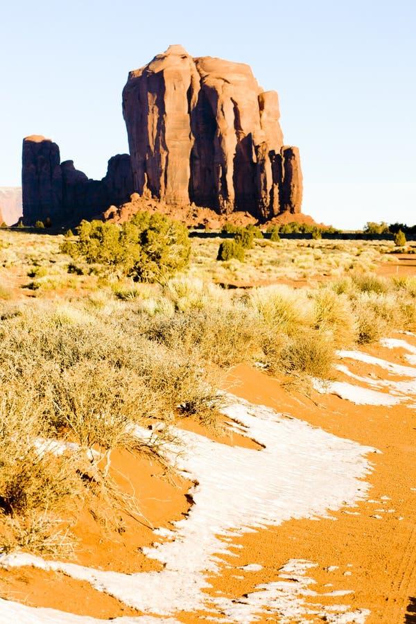Monument-Tal-Nationalpark, Utah-Arizona, USA stockfoto