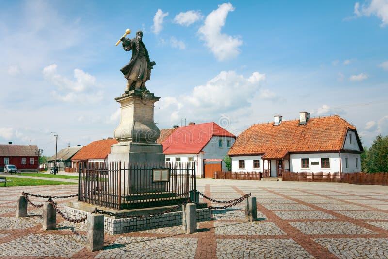 Download Tykocin, Monument To Stefan Czarniecki Stock Image - Image: 17079993