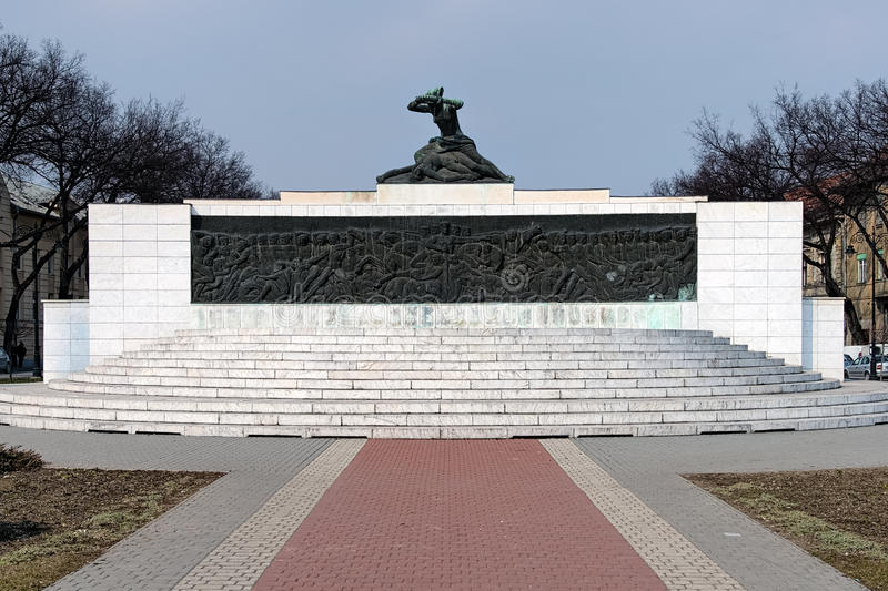 Download Monument To The Victims Of Fascism In Subotica Stock Photos - Image: 27690083