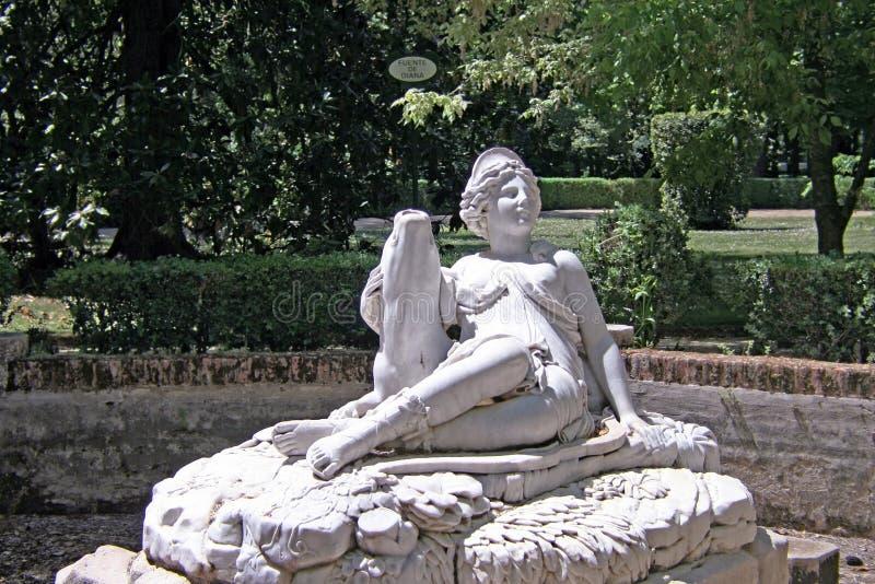 Monument u. x22; Diana& x22; lizenzfreie stockfotografie