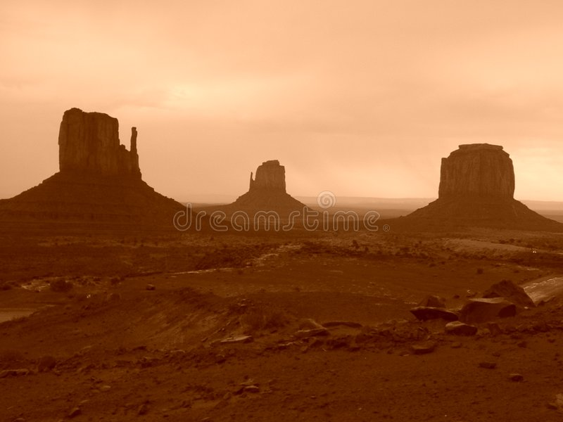 Download Monument Valley Royalty Free Stock Photo - Image: 11625