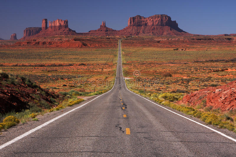 Download Monument valley stock image. Image of alone, earth, beautiful - 16356671