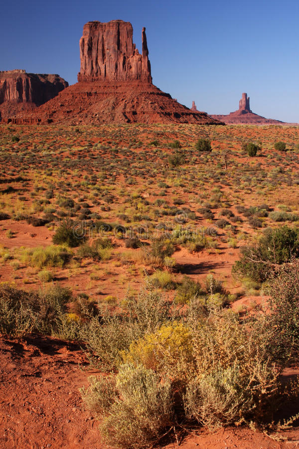 Download Monument Valley stock photo. Image of beautiful, america - 16831056