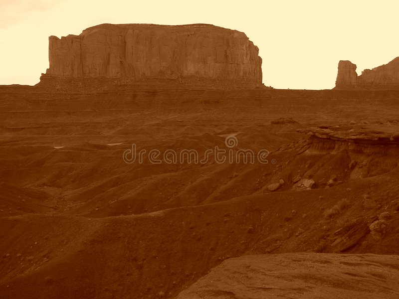 Download Monument Valley 2 stock photo. Image of place, ancient, valley - 11232