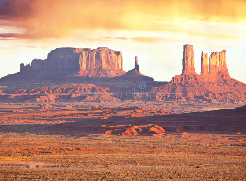Download Monument Valley Stock Photography - Image: 21127892