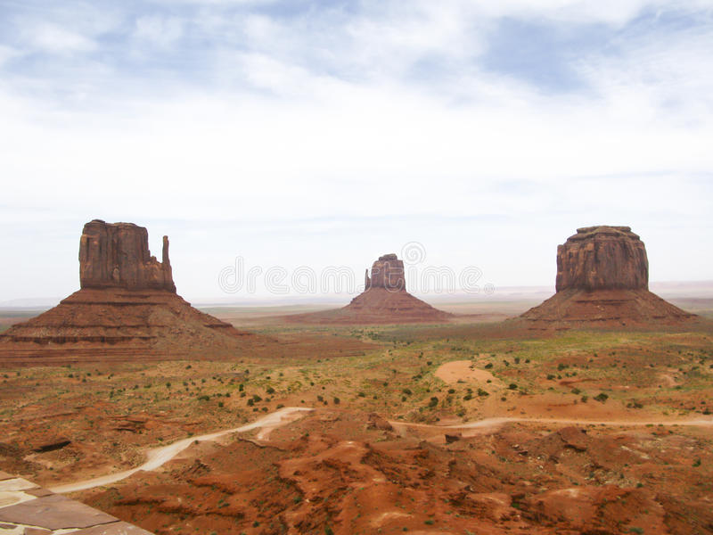 Download Monument Valley stock photo. Image of majestic, cliff - 23067766