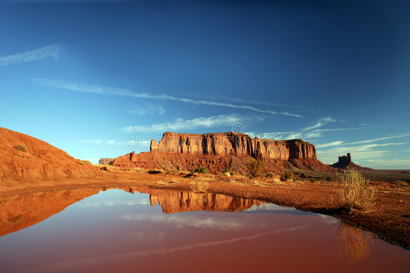 Download Monument Valley stock image. Image of formations, butte - 2317651