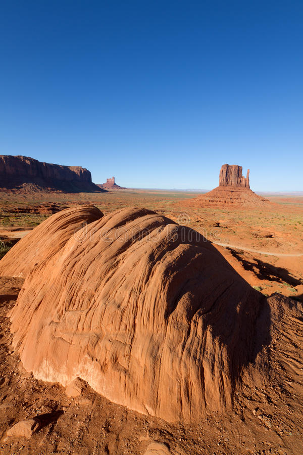 Download Monument Valley stock image. Image of valley, scenic - 26188815
