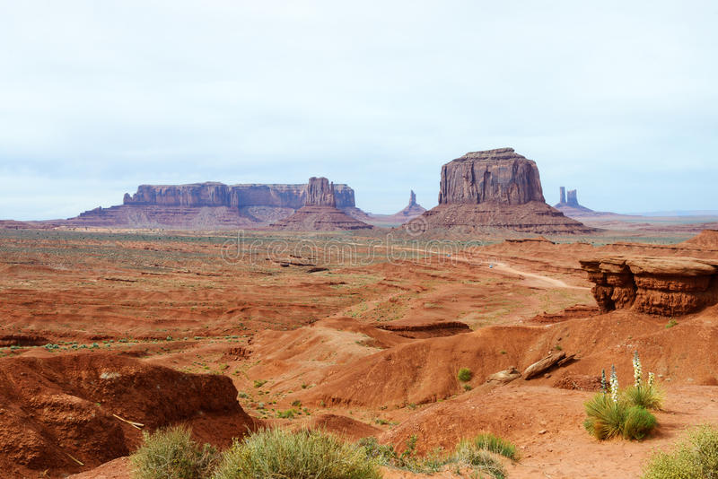 Download Monument Valley stock image. Image of tribal, southwest - 26246647
