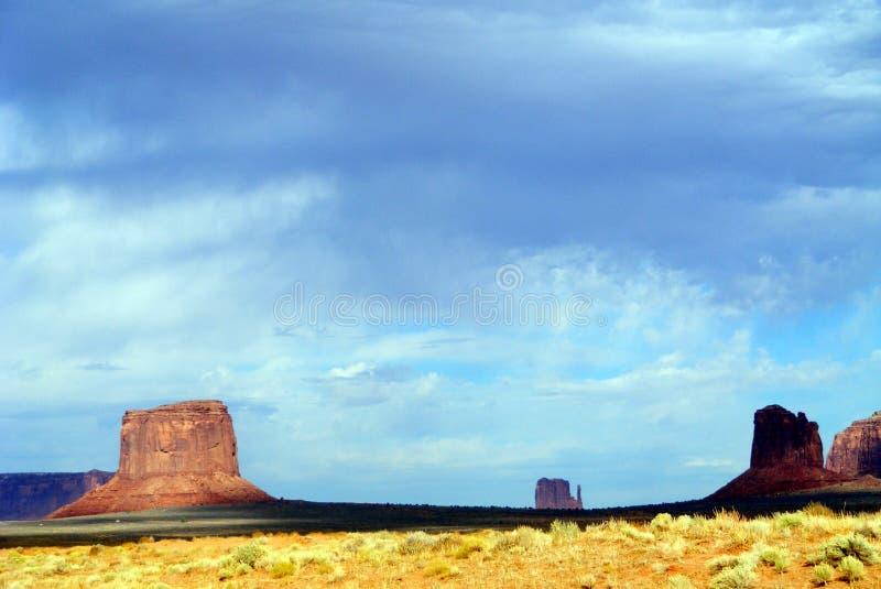 Download Monument Valley stock image. Image of landscape, arizona - 8120197