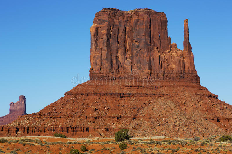 Monument Valley, Arizona royalty free stock photography