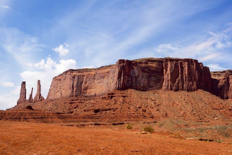 Monument Valley - Arizona royalty free stock photo