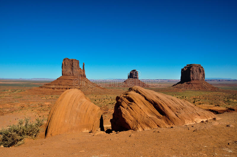 Download Monument Valley In Arizona, USA Stock Image - Image: 42154423
