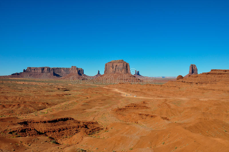Download Monument Valley In Arizona, USA Stock Image - Image: 42154437