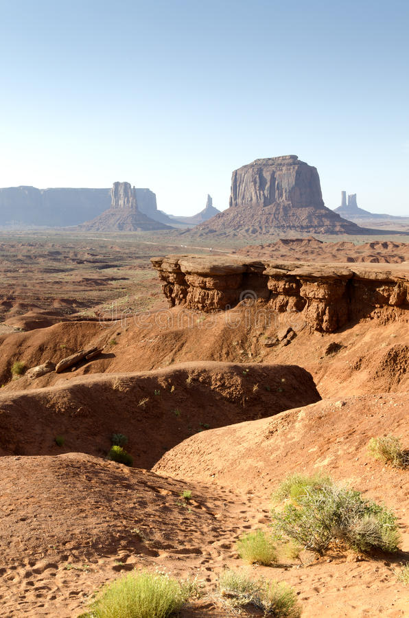 Download Monument Valley Royalty Free Stock Image - Image: 33412406