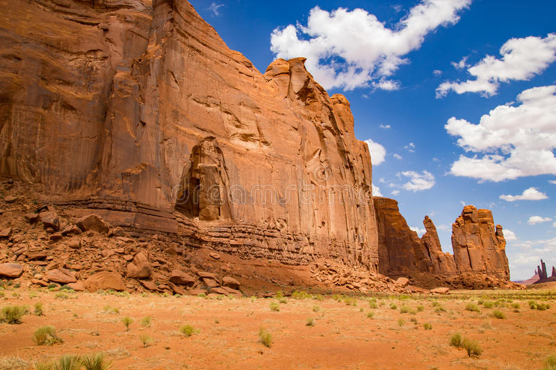 Monument Valley royalty free stock photography