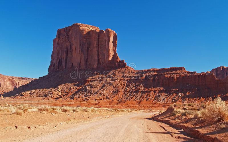 Monument Valley Navajo Tribal Park stock photos
