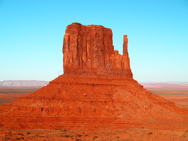 Monument Valley Navajo Tribal Park royalty free stock images